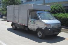 长安牌SC5035XXYDCAC5CNG型厢式运输车图片