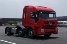 红岩牌CQ4256HTDG273型半挂牵引汽车图片