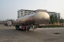 万事达牌SDW9401GSY型铝合金食用油运输半挂车
