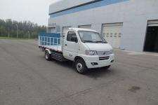 华林牌HLT5034CTYEV型纯电动桶装垃圾运输车图片