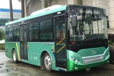 五洲龙牌FDG6851EVG9型纯电动城市客车