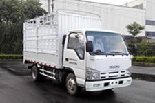 五十铃牌QL5040CCYA6FA型仓栅式运输车