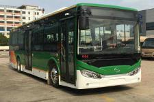 五洲龙牌FDG6105EVG6型纯电动城市客车
