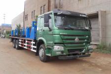 胜工牌FRT5250TJGG5型井管运输车