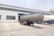 华宇达牌LHY9403GFW型腐蚀性物品罐式运输半挂车
