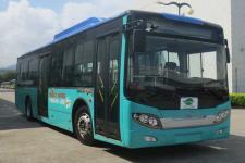五洲龙牌FDG6105EVG3型纯电动城市客车