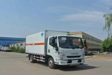 希尔牌ZZT5040XDG-5型毒性和感染性物品厢式运输车图片