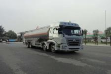 SGZ5321GYYZZ5J5型华威驰乐牌铝合金运油车图片