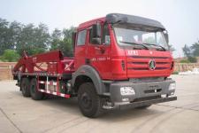 中油牌ZYT5250ZBG5型背罐车图片