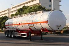 AKL9406GRYD型开乐牌易燃液体罐式运输半挂车图片