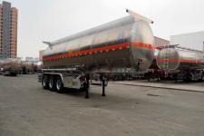 兴扬牌XYZ9409GYW型氧化性物品罐式运输半挂车图片