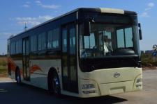五洲龙牌SWM6113HEVG2型混合动力城市客车