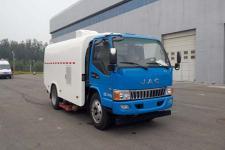 亚洁牌BQJ5100TXCE5型吸尘车图片