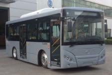 五洲龙牌FDG6851EVG10型纯电动城市客车