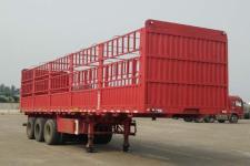 陕汽牌SXD9400CCY型仓栅式运输半挂车图片