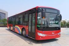 安凯牌HFF6126G03CHEV-1型插电式混合动力城市客车图片