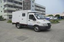 航天牌SJH5043XFY型防疫车