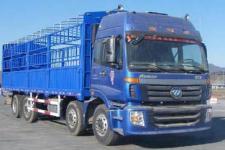 欧曼牌BJ5313CCY-AB型仓栅式运输车