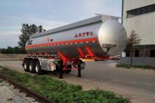 万事达牌SDW9390GFW型腐蚀性物品罐式运输半挂车