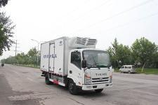 圆易牌JHL5040XLCBEV型纯电动冷藏车图片