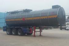 程力威牌CLW9401GLY型沥青运输半挂车