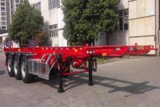 兴扬10.2米35.5吨3轴危险品罐箱骨架运输半挂车(XYZ9400TWYAD)