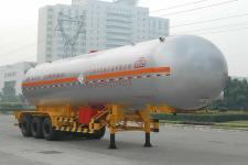 久远牌KP9407GYQAA型液化气体运输半挂车