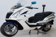 春风牌CF250T-6J型两轮摩托车图片
