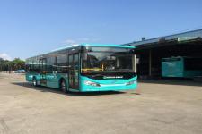 五洲龙牌WZL6106EVG2型纯电动城市客车