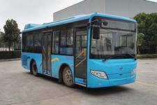 万达牌WD6760HNGA型城市客车