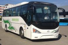 五洲龙牌WZL6110EV1型纯电动客车