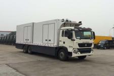 华东牌CSZ5250XJC型检测车