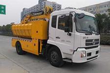 开乐牌KLT5120TQY型清淤车图片