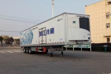 瑞江牌WL9401XLC型冷藏半挂车图片