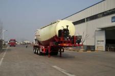 万事达牌SDW9406GFL型铝合金中密度粉粒物料运输半挂车图片