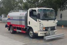 程力威牌CLW5080GQXK5型清洗车