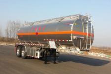 永强10.2米23.7吨2轴铝合金运油半挂车(YQ9290GYYCT2)