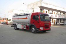 青岛解放龙V上户10吨油罐车