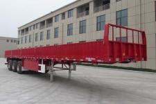 萬祥12米33.5吨3轴栏板半挂车(HWX9400)
