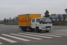 江特牌JDF5040XQYJ5型爆破器材运输车