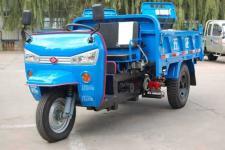 7YP-1150DA28-1型五征牌自卸三轮汽车图片