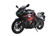 坤豪牌KH150-4B型两轮摩托车图片