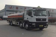 昌骅牌HCH5320GYYZ5型铝合金运油车图片