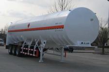 建安特西维欧牌BJG9404GDY型低温液体运输半挂车