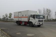 江特牌JDF5180XFWDFH5型腐蚀性物品厢式运输车图片