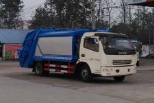 程力威牌CLW5121ZYSE5型压缩式垃圾车