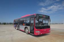 黑龙江牌HLJ6105HY型城市客车