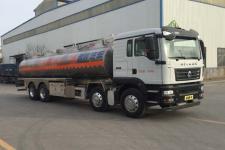 昌骅牌HCH5321GYYZ5型铝合金运油车图片