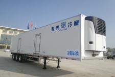 中原冷谷牌YTL9401XLC型冷藏半挂车图片