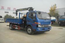 HCQ5046JSQHF5型华通牌随车起重运输车图片